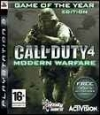 Call Of Duty 4: Game Of The Year Edition (PS3)